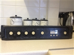What's the difference from a hotpoint gas Cooker control mounting panel and a control panel and a