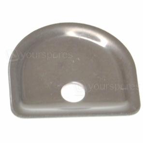 Indesit Oven Door Glass Bracket