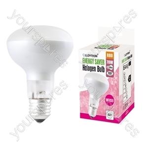 Reflector R80 E27 70w 240v Halogen Bulb - Diffused