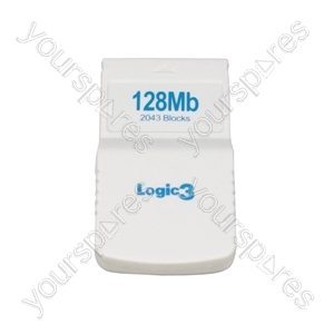 Wii / GameCube Memory Card 128Mb-2043Blocks