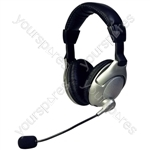 ScreenBeat Bass Vibration Headphones & Mic