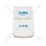 Wii / GameCube Memory Card 16Mb - 251Blocks