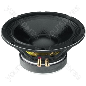 PA Woofer - Professional Pa Bass-midrange Speaker, 300 w, 8 ω