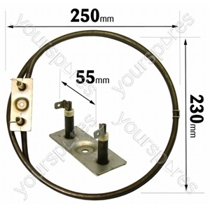 Belling Fan Oven Element