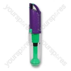Dyson Cyclone Bin Assembly Purple/lime