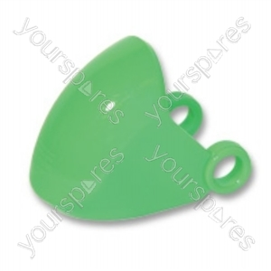 Wand Cap Lime
