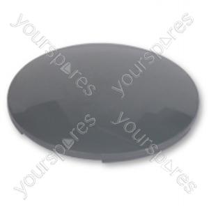 Glamour Cap Metallic Grey