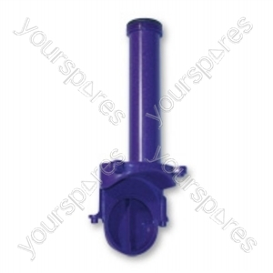 Motor Duct Assembly Purple