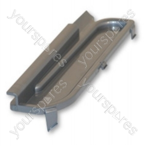 Backplate Dark Steel
