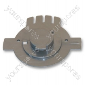 Cleaner Head Pivot Dark Steel
