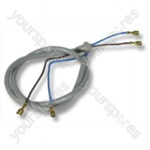 Internal Power Cord Grey