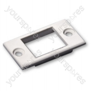 Switch Bezel White Dc02