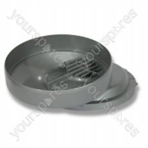 Motor Bucket Metal Grey Dc05