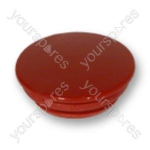 Bleed Valve Plug Red