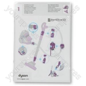 Instruction Pack Dc05