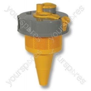 Cone Shroud Assembly Grey Yel Dc05