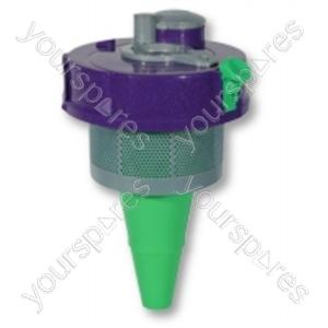 Cone Metal Grey Purple Dc05