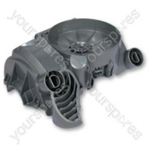 Steel Upper Motor Cover Dc08