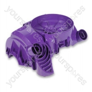Upper Motor Cover Purple Dc08