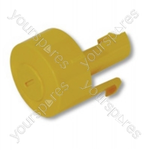 On Off Actuator Yellow