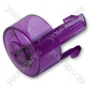 Pedal On Off Trans Violet