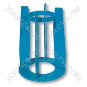 Bin Baffle Turquoise Dc07