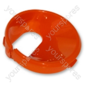 Cable Collar Tangerine
