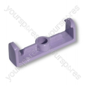 Wand Handle Tool Clip Lilac