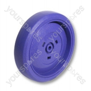 Dyson Rear Blue Vacuum Wheel