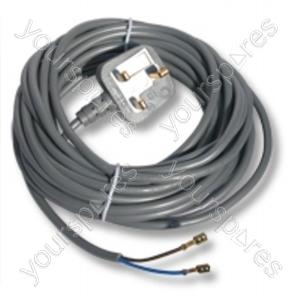 Power Plug Flex Grey/silver