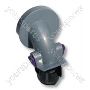 Valve Pipe Silver Purple