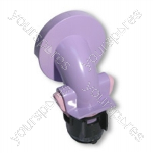 Valve Pipe Assembly Lilac/pale Pink