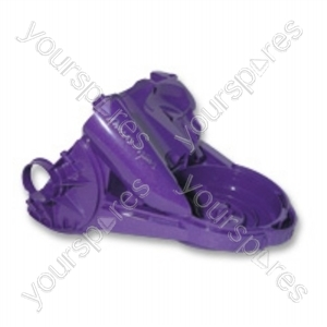 Lower Motor Cover Purple Dc08
