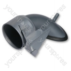 Cyclone Inlet Assembly Steel/steel
