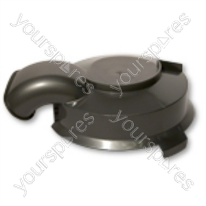 Motor Inlet Cover Iron