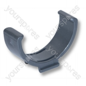 Crevice Tool Clip Dark Steel