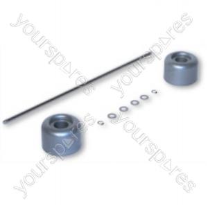 Dyson Vacuum Wheel kit