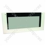 Stoves 444445538 Top oven door assembly Spares