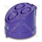 Filter Housing Top Purple