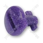 Soleplate Fastenr Purple