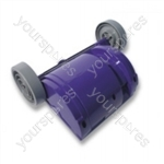 Dc01 Motor Cover Assembly Purple
