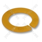 Circlip Clnr Head Pivot Yellow
