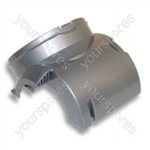 Motor Cover Upper Dark Steel