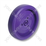 Dyson Rear Purple Vacuum Wheel