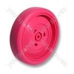 Dyson Rear Fuchsia Vacuum Wheel