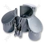 Toolholder Assembly Dark Steel