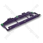 Soleplate Assembly Purple/lime