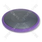 Dyson Rear Steel Lavender Vacuum Wheel