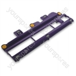 Soleplate Assembly Purple/ Yellow