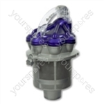 Cyclone Assembly Satin Purple